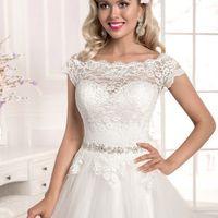 Свадебное платье Ангелина 14500 руб. ПРИМЕРКА БЕСПЛАТНО! Запись обязательна