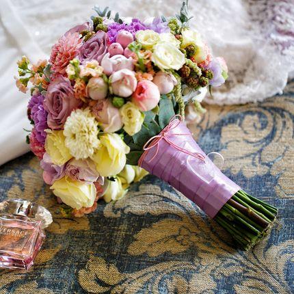 """Букет невесты """"Счастье рядом"""""""