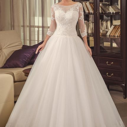 Свадебное платье, мод. 1479