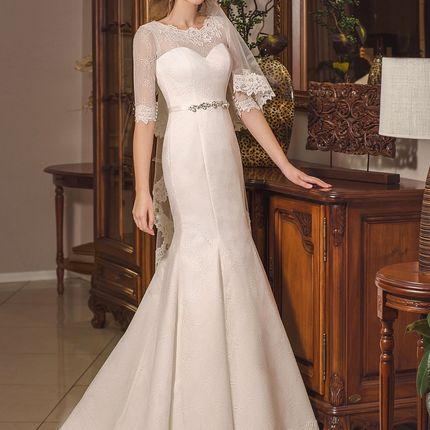 Свадебное платье, мод. 1483