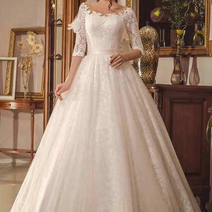 Свадебное платье, мод. 1484