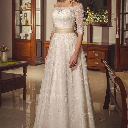 Свадебное платье, мод. 1489