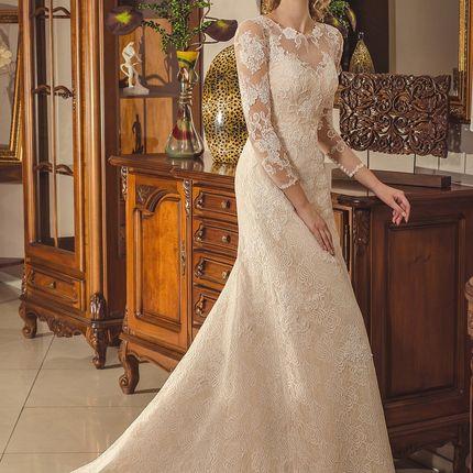 Свадебное платье, мод. 1493