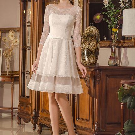 Свадебное платье, мод. 1505