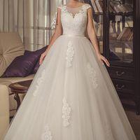 Свадебное платье, мод. 1509