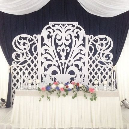 Ширма на свадьбу