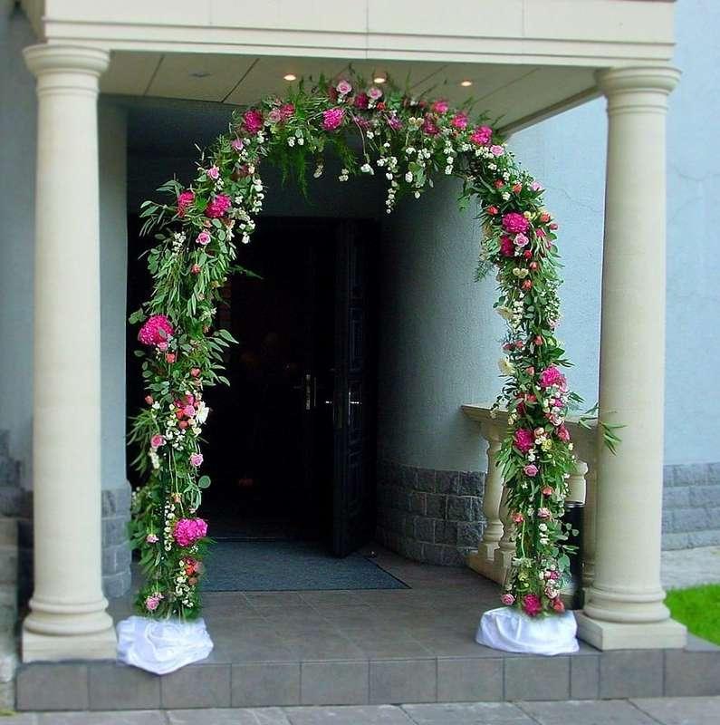 Фото 10487312 в коллекции Оформление арки - Мастерская флористики Wedding planner