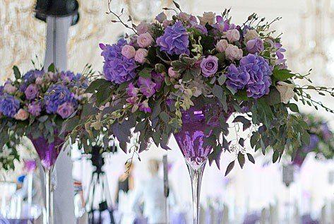 Фото 10487334 в коллекции Оформление стола гостей - Мастерская флористики Wedding planner