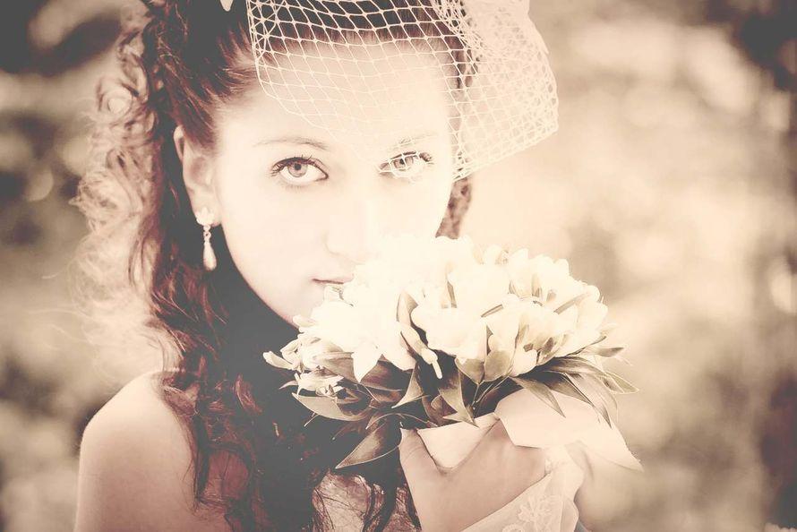 """Фото 1152735 в коллекции букет невесты - Студия флористики и дизайна """"Kiss"""""""