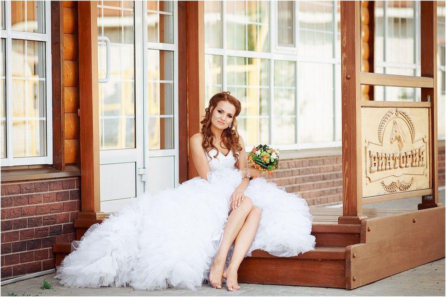 Фото 5795706 в коллекции Свадебный макияж - Визажист Наталья Виноградова