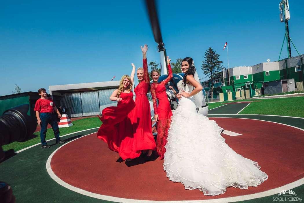 Фото 10494932 в коллекции Свадьба на высоте полета! - Развлекательный центр Пилот