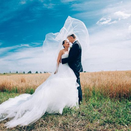 Видеосъемка полного свадебного дня