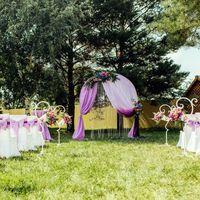 """Организация, декор и флористическое оформление свадеб - агентство """"Амур"""""""