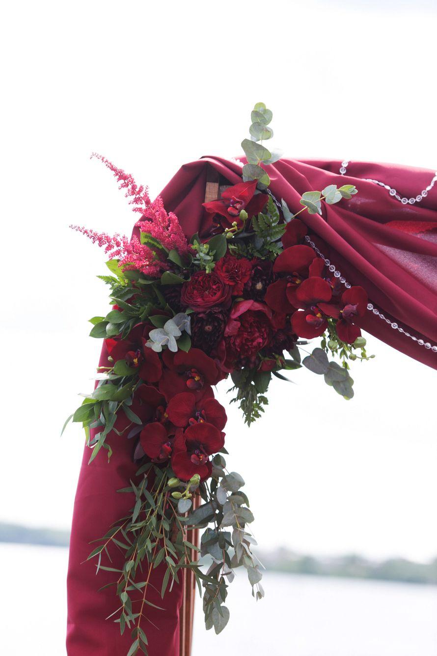"""Фото 16389142 в коллекции """"Марсала"""" - Свадьба Даши и Андрея - Verba - организация и оформление мероприятий"""