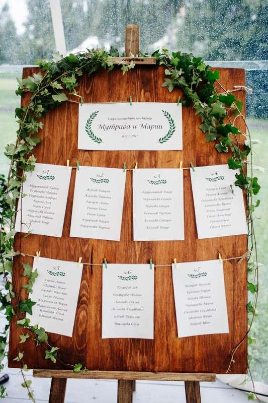 """Фото 16389342 в коллекции """"Greenery"""" свадьба - Verba - организация и оформление мероприятий"""