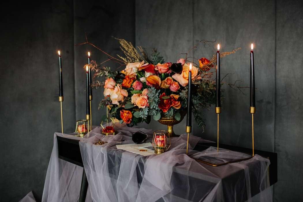 Фото 16389632 в коллекции Осенняя палитра - Verba - организация и оформление мероприятий