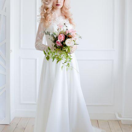 Свадебная прическа и макияж + репетиция