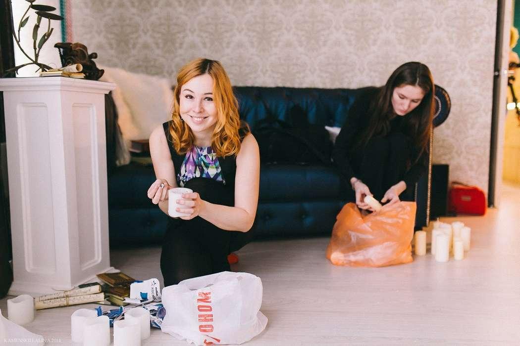 Фото 10554618 в коллекции Алина и Стас 29\12\2014 - Видеограф Токмянина Ирина