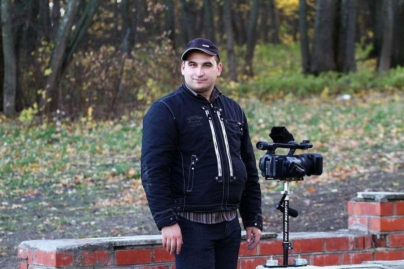 Фото 10568918 в коллекции на съемках - Видеограф Сергей Пронин
