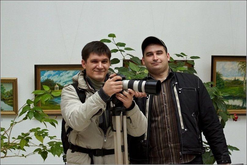Фото 10568920 в коллекции на съемках - Видеограф Сергей Пронин