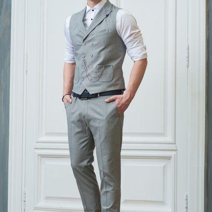 Жилет + брюки для жениха