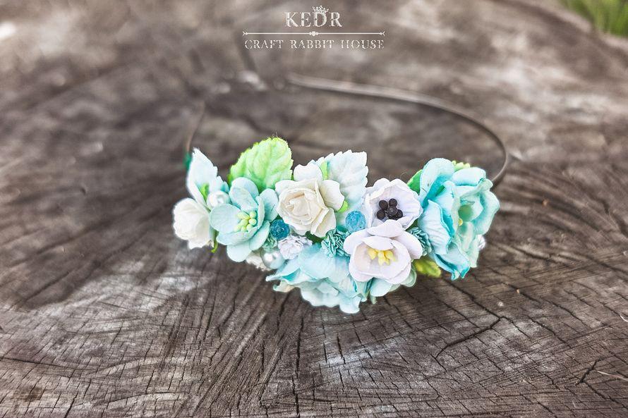 Фото 10570388 в коллекции цветочный гребень невесты - Авторская мастерская аксессуаров Kedr