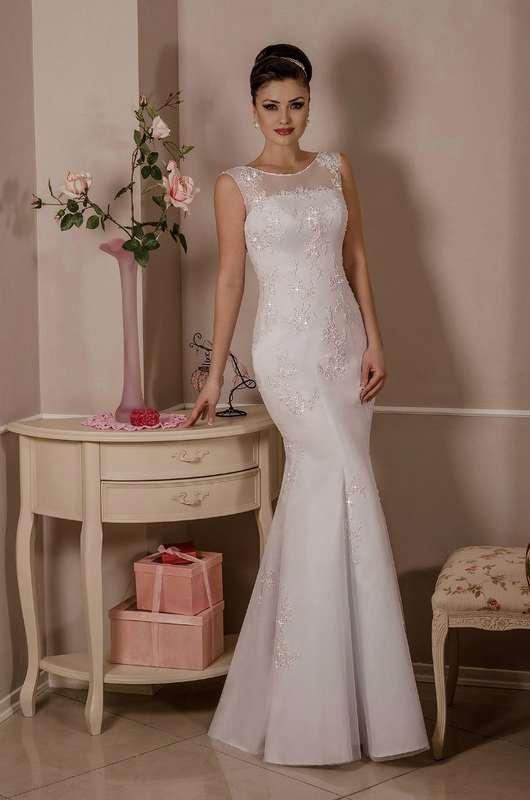 свадебные платья дизайнер Виктория Карандашева - фото 10579652 Салон Viktoria Karandasheva