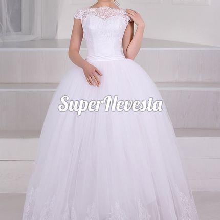 """Свадебное платье """"Мирра"""""""