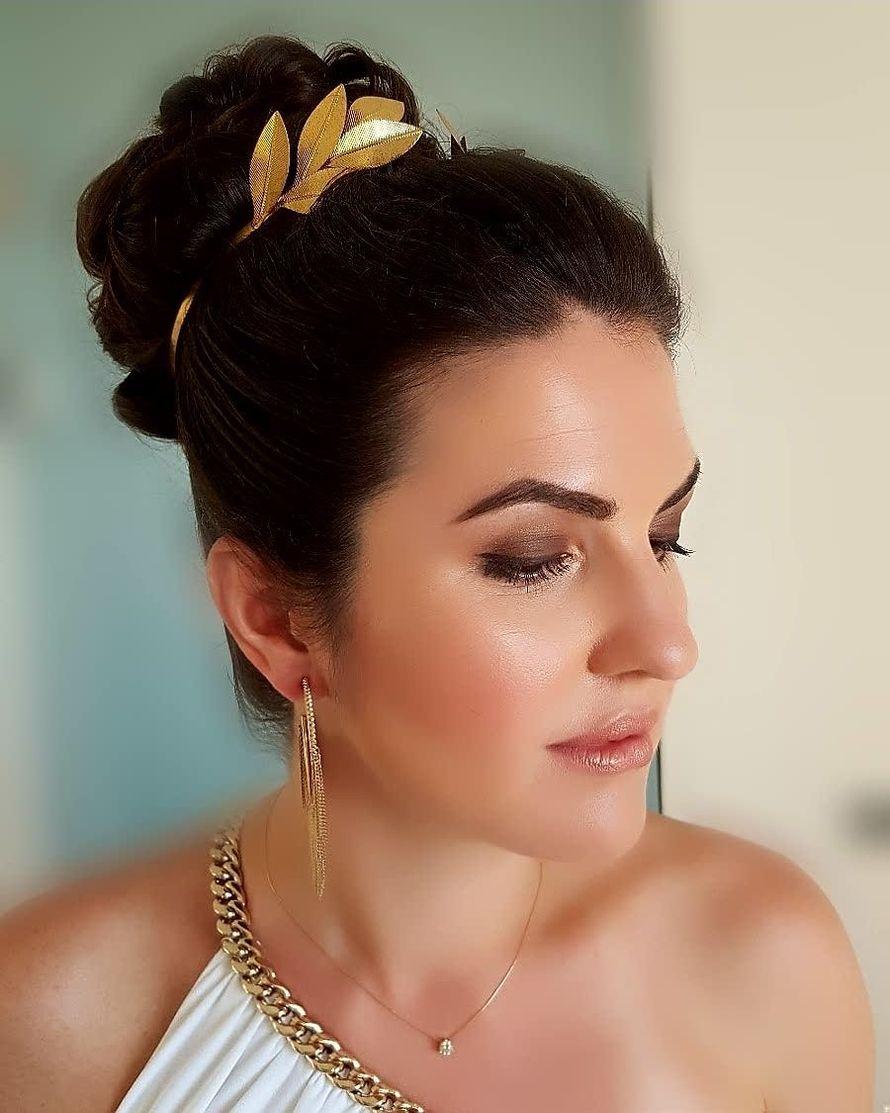 Фото 19865869 в коллекции Портфолио - Molokanova Elena - make up and hairstylist