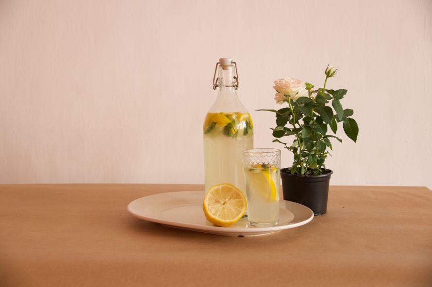 Лимонадный бар на Welcome зону