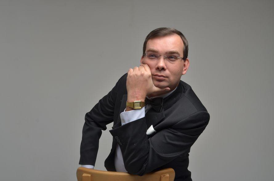 Ведущий, актер, иллюзионист Дмитрий Дмитриев