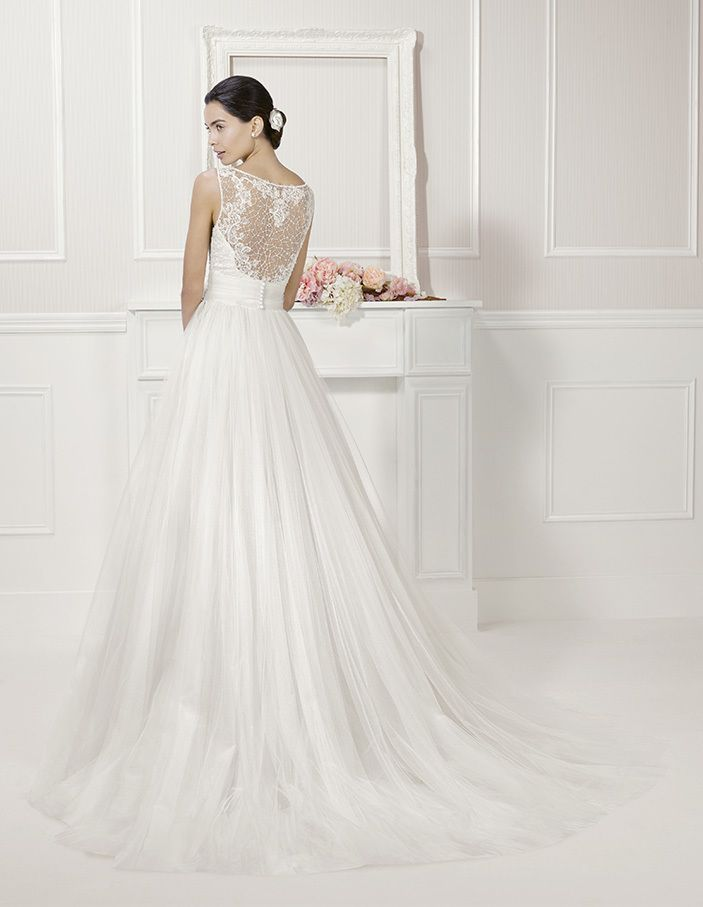 Модель Filomena - фото 10726452 Del amor - wedding boutique