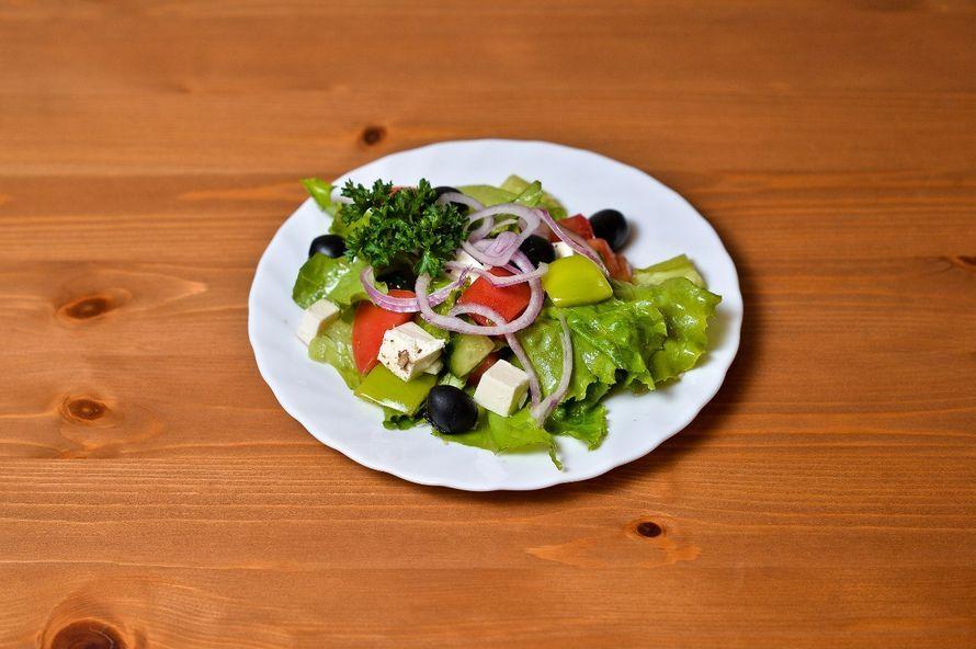 Греческий салат рецепт с фото вкусный блог