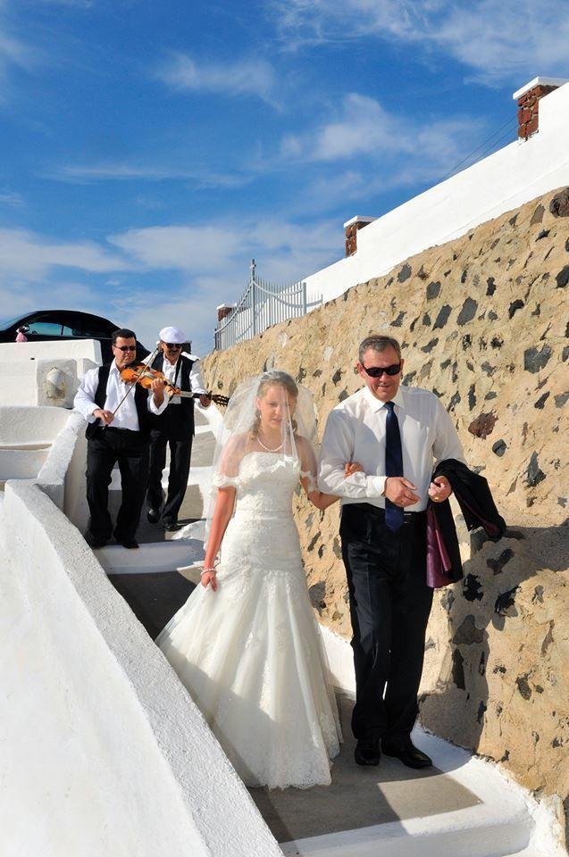 Фото 10749108 в коллекции Свадьба от Traveling to Greece - Агенство Traveling to Greece