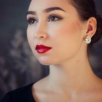 Макияж #НатальяМихайлова  Модель Анастасия GMC  Фотограф  Катерина Низамова