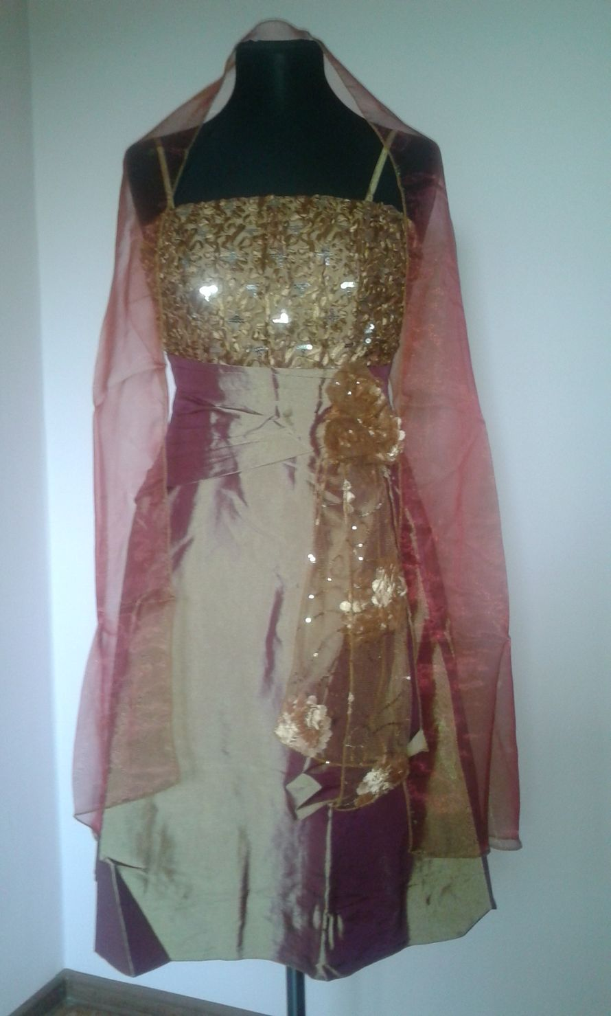Платье-хамелеон
