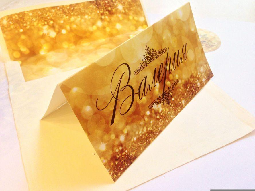"""Рассадочные карточки для гостей - фото 11880140 Студия полиграфии """"Cute wedding"""""""