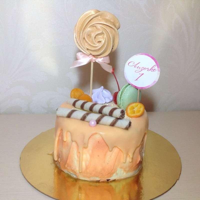 Фото 11647022 в коллекции Торты, пирожные, сладкие наборы - Кондитерская Candy Julik