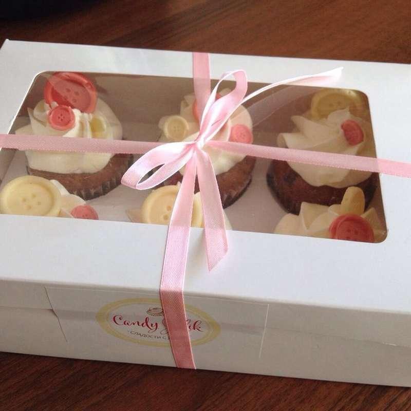 Фото 11647056 в коллекции Торты, пирожные, сладкие наборы - Кондитерская Candy Julik