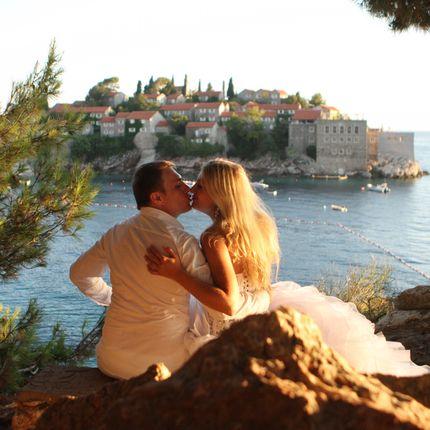 Официальная регистрация брака в Черногории