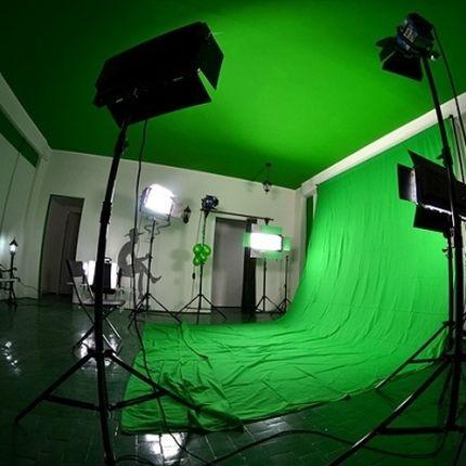 Студийная видеосъёмка