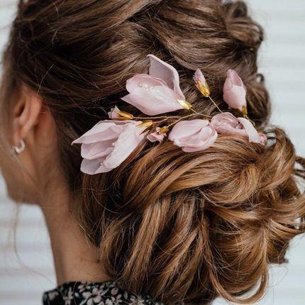 Свадебная причёска-укладка