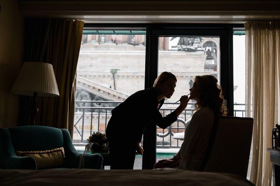 Фото 17463550 в коллекции Петр и Анна 20.01.2018 г - Организация свадеб и частных мероприятий B&W