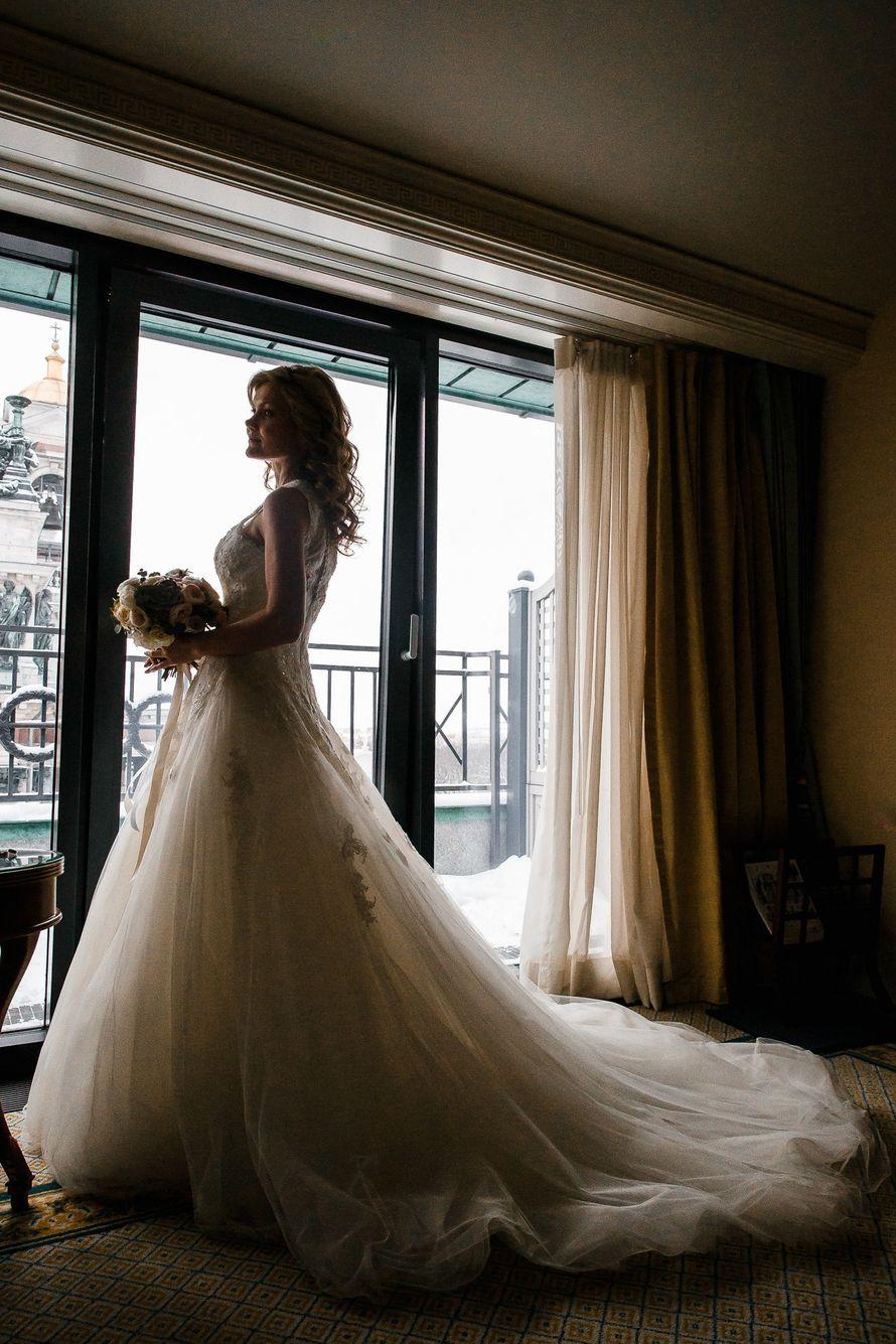 Фото 17463564 в коллекции Петр и Анна 20.01.2018 г - Организация свадеб и частных мероприятий B&W