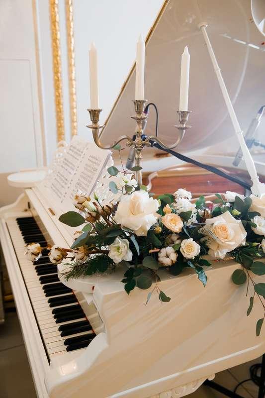Фото 17463590 в коллекции Петр и Анна 20.01.2018 г - Организация свадеб и частных мероприятий B&W