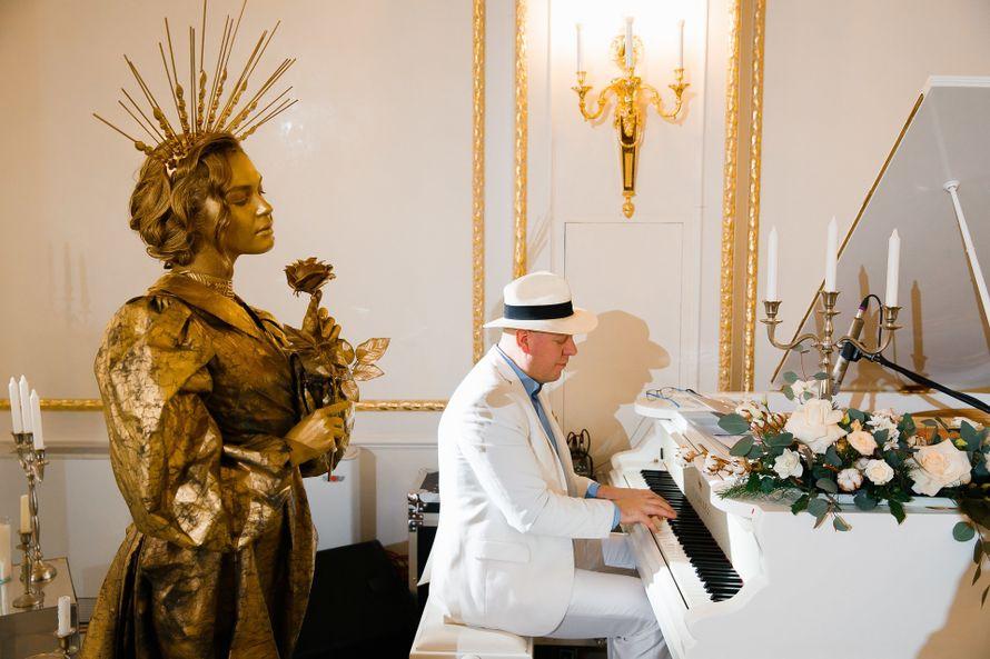 Фото 17463608 в коллекции Петр и Анна 20.01.2018 г - Организация свадеб и частных мероприятий B&W
