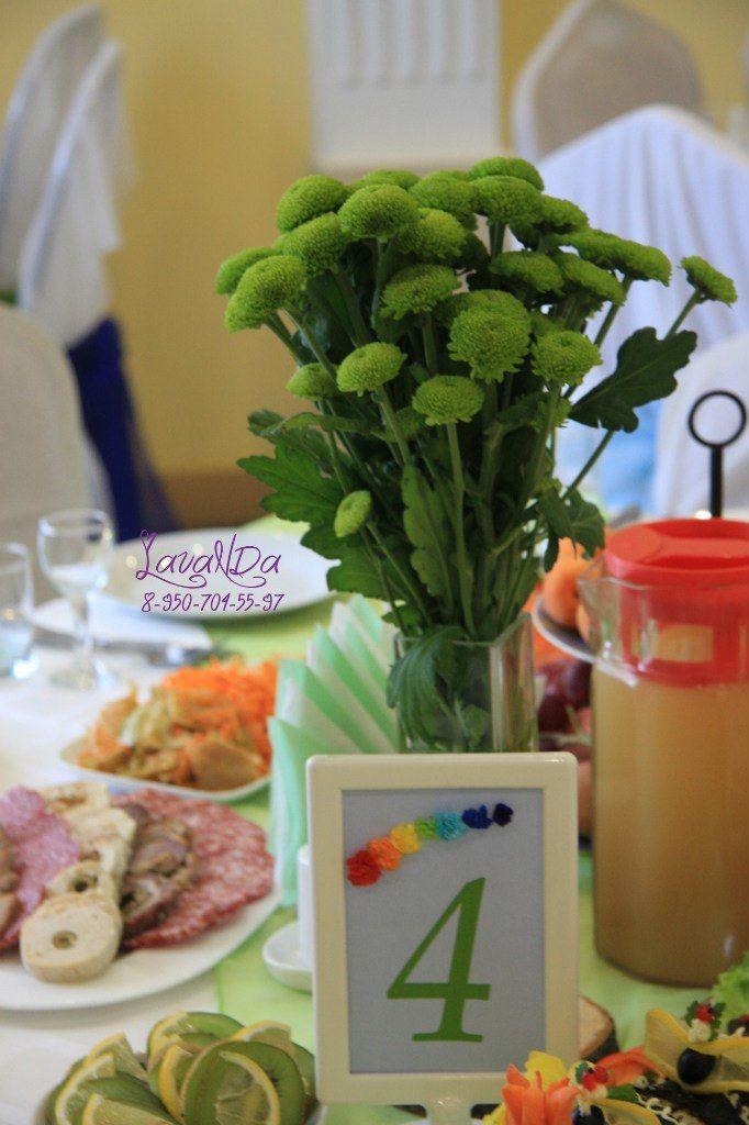 Букетики на столы гостей - фото 10911530 Студия декора LavaNDa