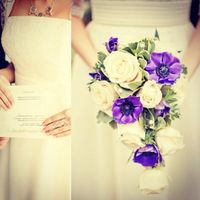 Букетик для невесты Ксюши
