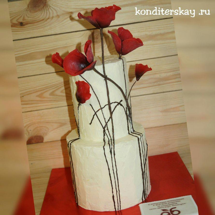 Фото 10959722 в коллекции Свадебные - Свадебные торты Iriska