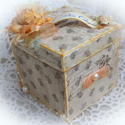 Упаковка для свадебных подарков и денег
